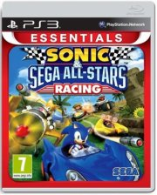sonic & sega all-stars racing - PS3