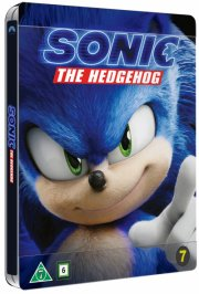 sonic the hedgehog - steelbook - Blu-Ray