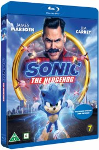 sonic the hedgehog - Blu-Ray
