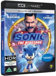 sonic the hedgehog - 4k Ultra HD Blu-Ray