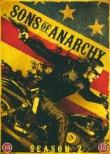sons of anarchy - sæson 2 - DVD