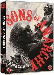 sons of anarchy - sæson 3 - DVD