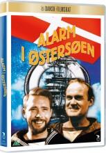 sorte shara - alarm i østersøen - DVD