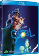 sjæl / soul - disney pixar - Blu-Ray