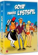 soyas danske lystspil - boks - DVD