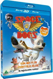 space dogs  - 3D + 2D Blu-Ray