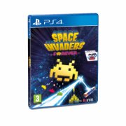 space invaders forever - PS4