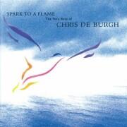 chris de burgh - spark to a flame - cd
