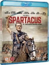 spartacus - 55th anniversary - restored edition - Blu-Ray