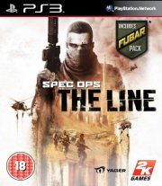 spec ops: the line - dk - PS3