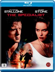 specialisten / the specialist - sylvester stallone - Blu-Ray