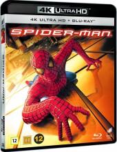 spider-man 1 - 4k Ultra HD Blu-Ray