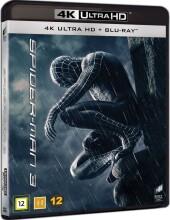 spiderman 3 - 4k Ultra HD Blu-Ray