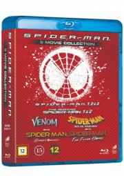 spider-man: complete box - Blu-Ray