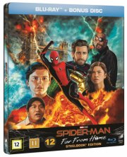 spider-man far from home - steelbook - Blu-Ray