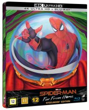 spider-man: far from home - 4k Ultra HD Blu-Ray