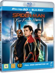 spider-man: far from home - 3D Blu-Ray