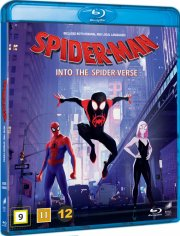 spider-man: into the spider-verse - Blu-Ray