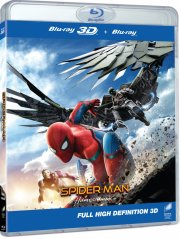 spiderman: homecoming - 3D Blu-Ray