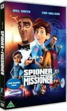 spioner på missioner / spies in disguise - DVD