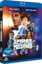 spioner på missioner / spies in disguise - Blu-Ray