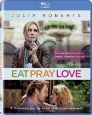 eat pray love / spis bed elsk - Blu-Ray