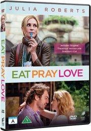 eat pray love/ spis bed elsk - DVD