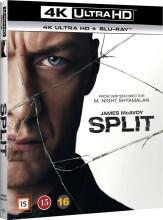 split - 4k Ultra HD Blu-Ray