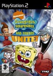 spongebob and friends: unite! - PS2