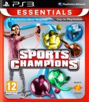 sports champions - move (essentials) - PS3