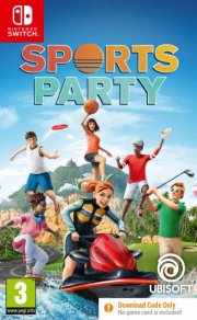 sports party (code in a box) - Nintendo Switch