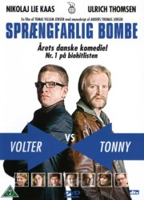sprængfarlig bombe - DVD