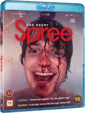 spree - Blu-Ray