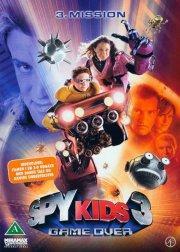 spy kids 3 - game over - DVD