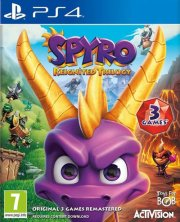 spyro reignited trilogy (nordic) - PS4