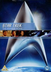 star trek 4 : the voyage home - DVD