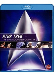 star trek 6 : the undiscovered country - Blu-Ray
