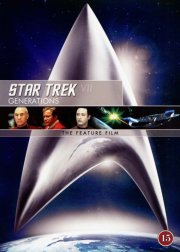 star trek 7 - generations - DVD