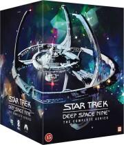 star trek deep space nine box - den komplette serie - DVD
