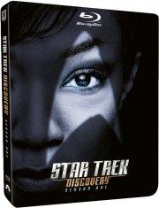 star trek discovery - sæson 1 - steelbook - Blu-Ray