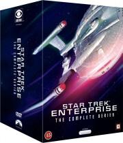 star trek enterprise box - den komplette samling - DVD