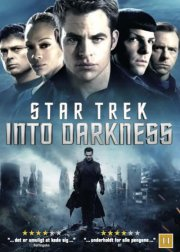 star trek - into darkness - DVD