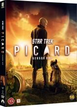 star trek picard - sæson 1 - DVD