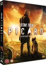 star trek picard - sæson 1 - Blu-Ray