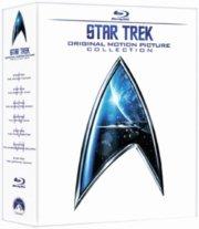 star trek: the movies 1-6 - Blu-Ray