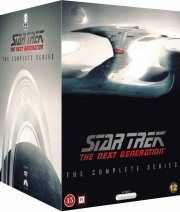 star trek: the next generation box - the complete series - DVD
