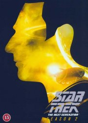 star trek - the next generation - sæson 2 - DVD