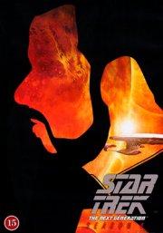 star trek - the next generation - sæson 4 - DVD