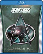 star trek - the next level - a taste of the next generation - Blu-Ray