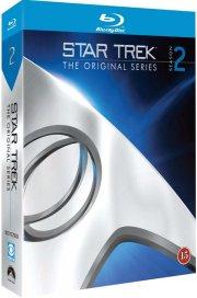 star trek the original series - sæson 2 - Blu-Ray